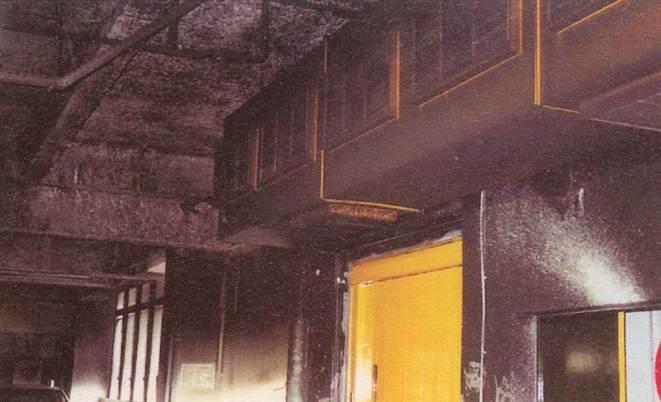 enlever la suie apr s incendie nettoyage de la suie de chemin e. Black Bedroom Furniture Sets. Home Design Ideas
