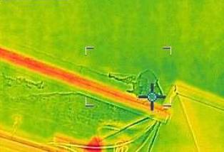 LECLERCQ 2 camera thermique plafond