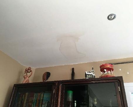 PIAT 1 Infiltration par le plafond